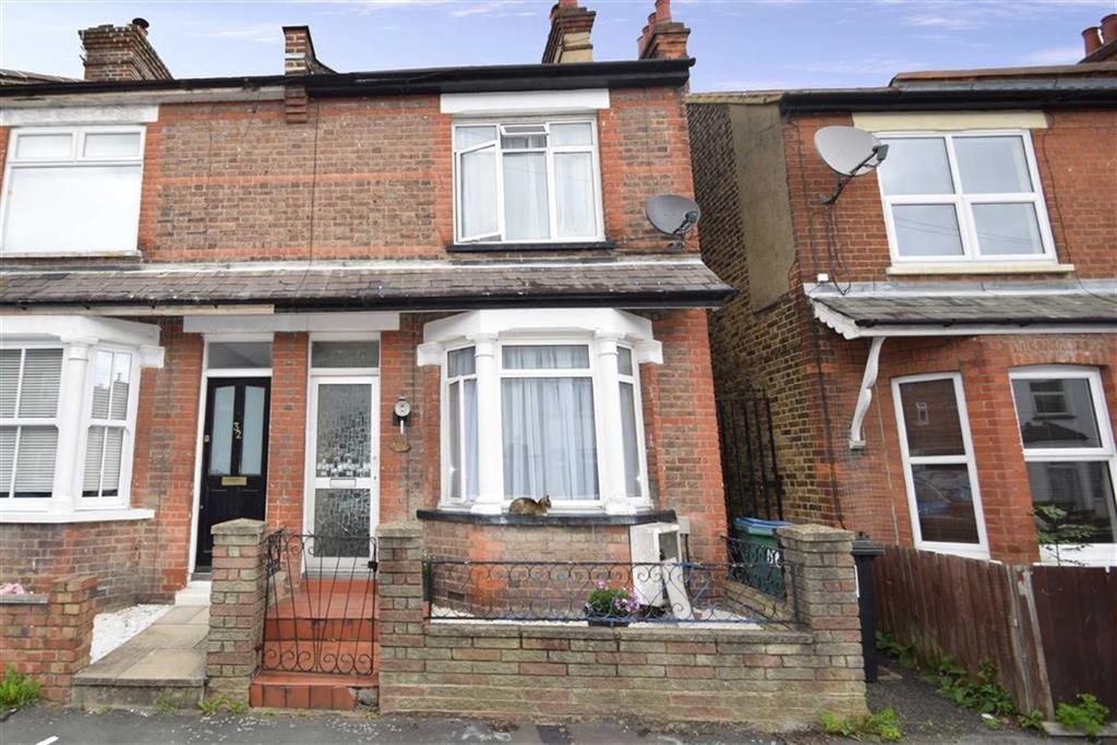 3 Bedrooms End Of Terrace House for sale in Jubilee Road, Watford, Herts