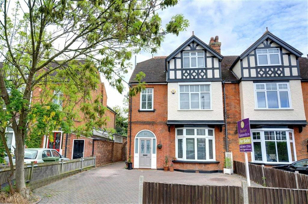5 Bedrooms Semi Detached House for sale in Hayes Road, Bromley, Kent