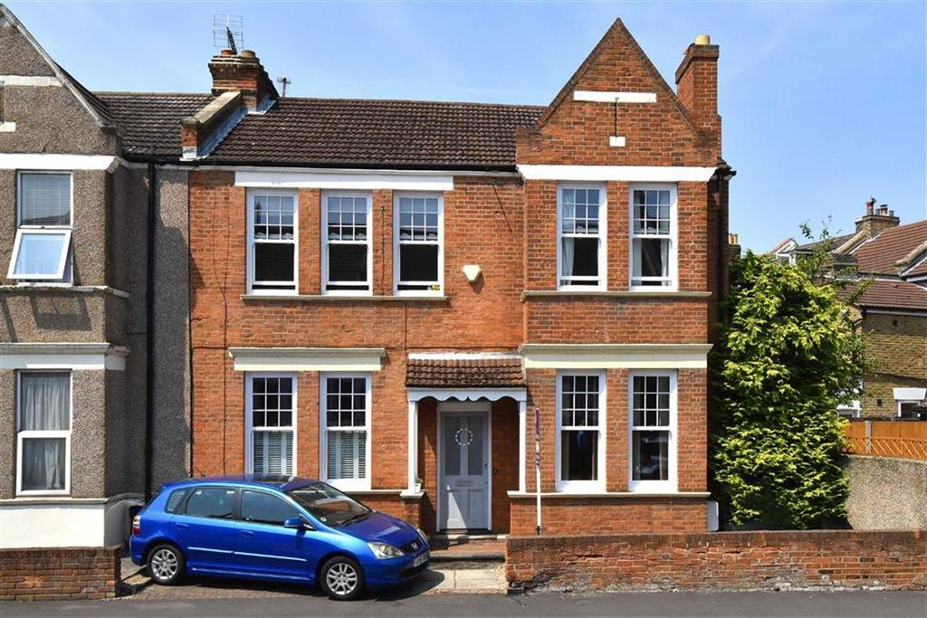 4 Bedrooms End Of Terrace House for sale in Florence Road, Bromley, Kent