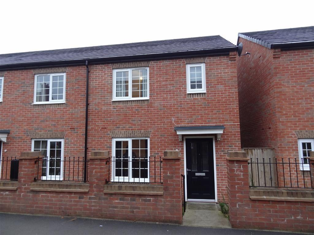 3 Bedrooms Town House for sale in Rookery View, Barnsley, S70