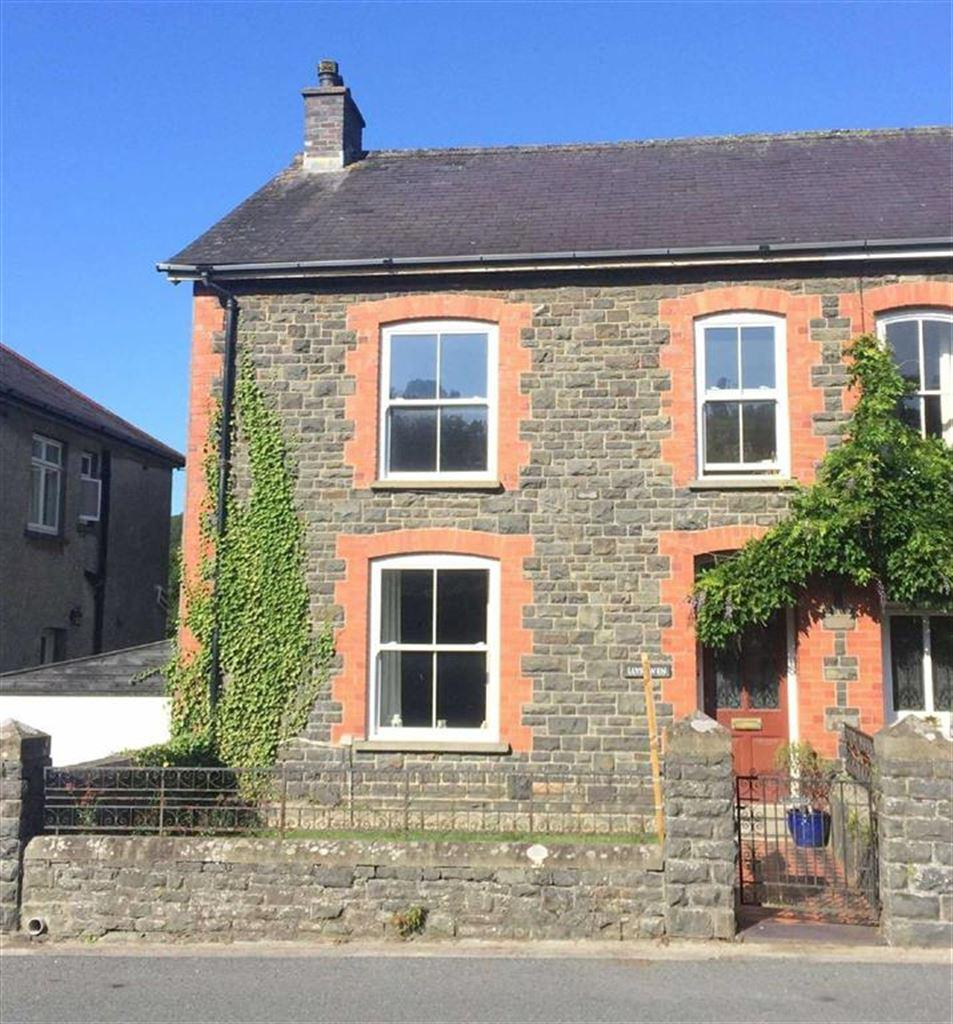 4 Bedrooms Semi Detached House for sale in Lampeter Road, Aberaeron