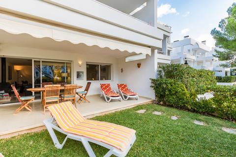 3 bedroom ground floor flat  - Bellresguard, Puerto Pollensa