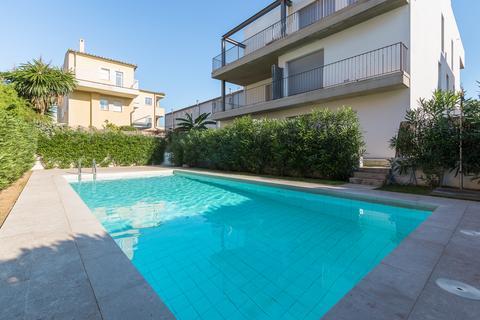 3 bedroom penthouse  - Boquer, Puerto Pollensa