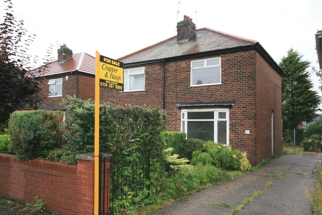 2 Bedrooms Semi Detached House for sale in Ashley Grove, Aston, Sheffield S26