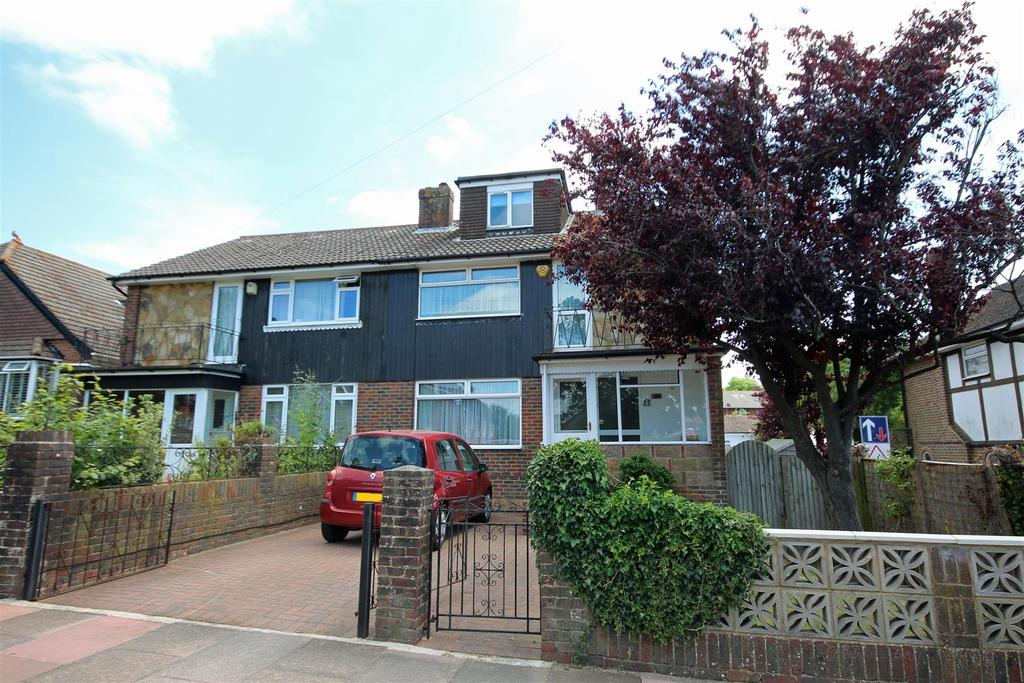 5 Bedrooms Semi Detached House for sale in Warmdene Road, Patcham, Brighton