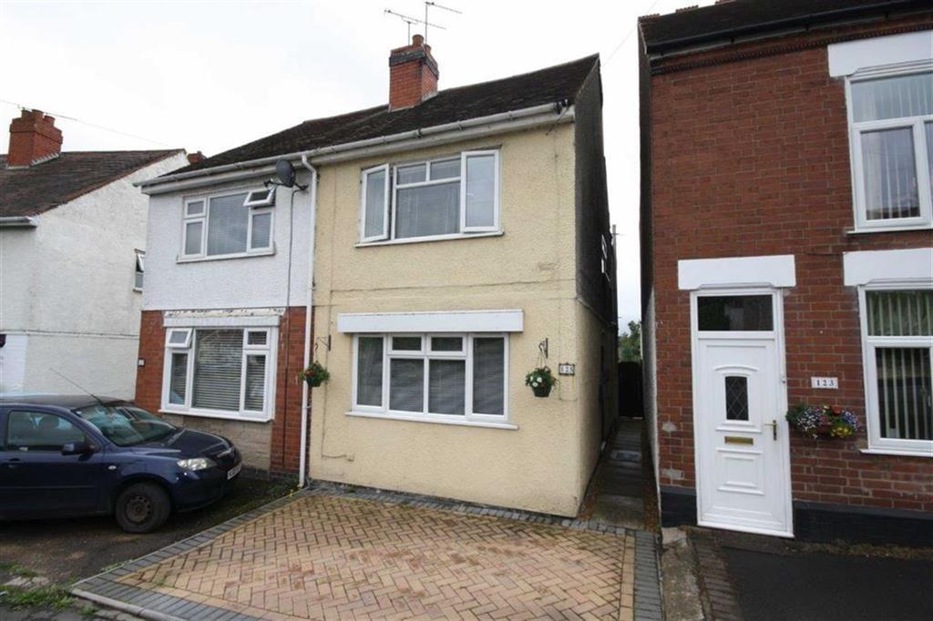 3 Bedrooms Semi Detached House for sale in Bucks Hill, Stockingford, Nuneaton