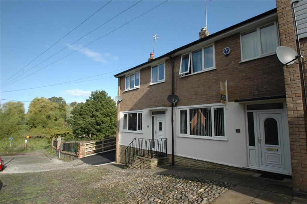 3 Bedrooms Terraced House for sale in Greenway Street, Handbridge, Chester
