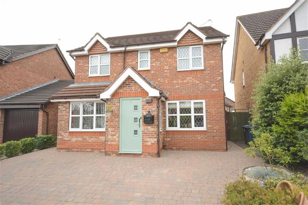 4 Bedrooms Detached House for sale in Ashness Close, Gamston