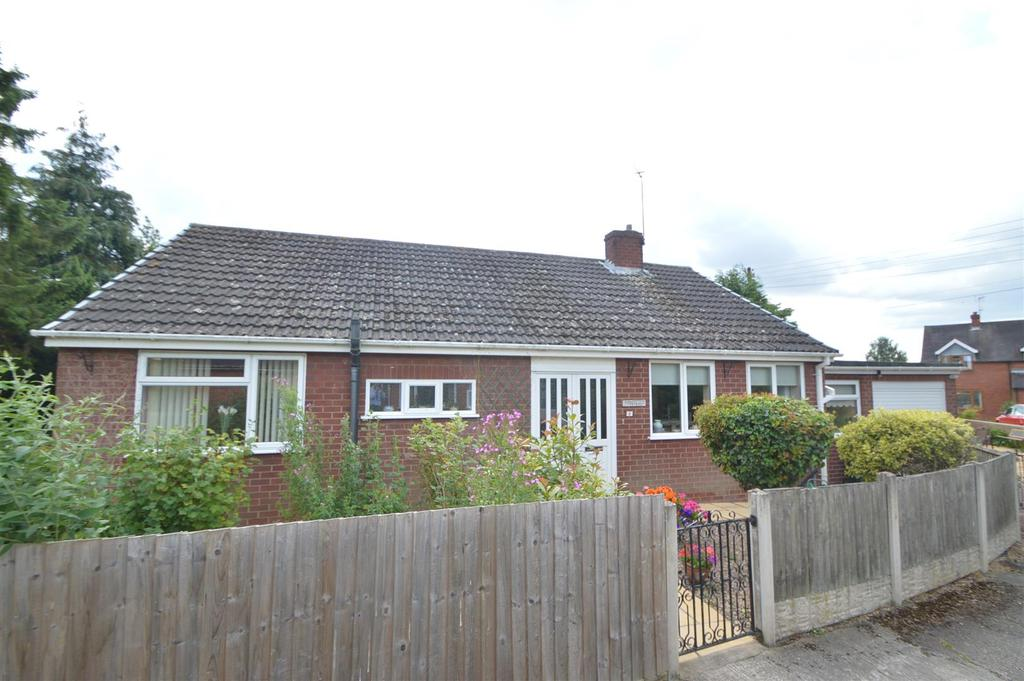 2 Bedrooms Detached Bungalow for sale in Stonehurst, 4 Parrs Lane, Bayston Hill, Shrewsbury, SY3 0JS