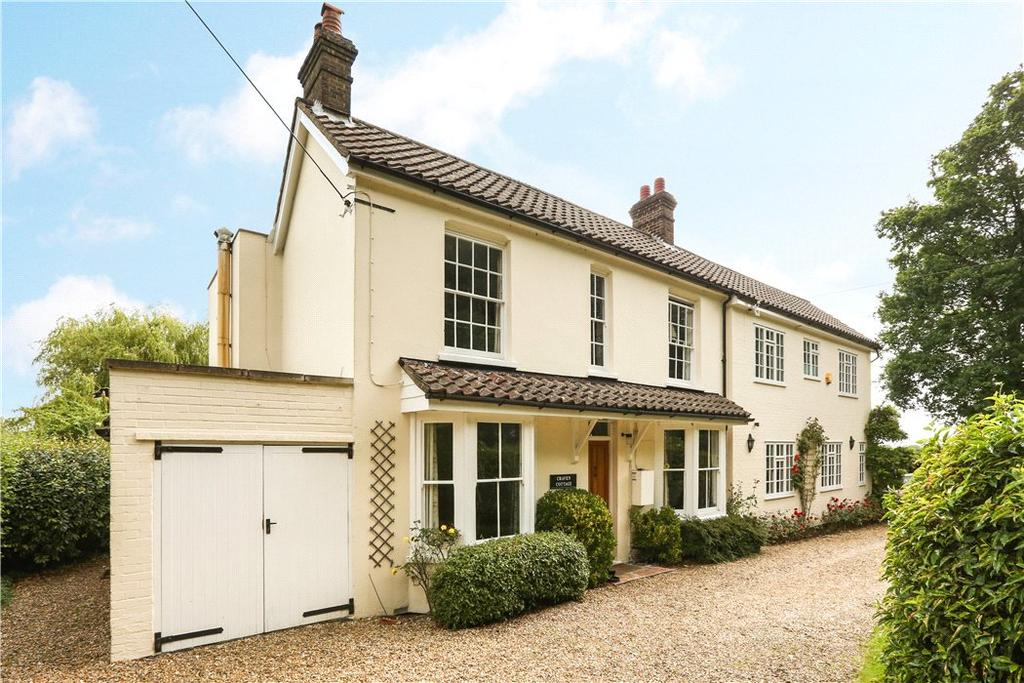 5 Bedrooms Detached House for sale in Jenkins Lane, St. Leonards, Tring, Buckinghamshire, HP23