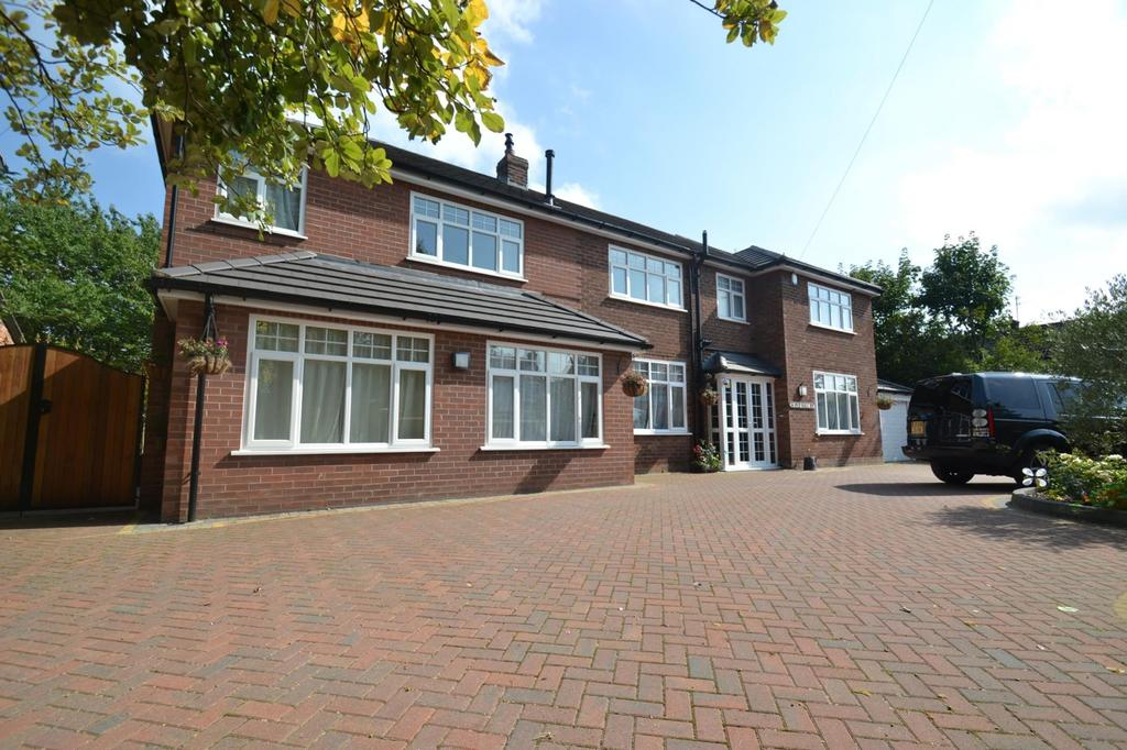 7 Bedrooms Detached House for sale in Old Hall Road, Sale