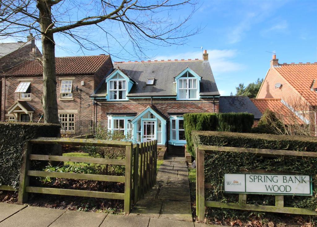 3 Bedrooms House for sale in Spring Bank Wood, Wynyard, Billingham