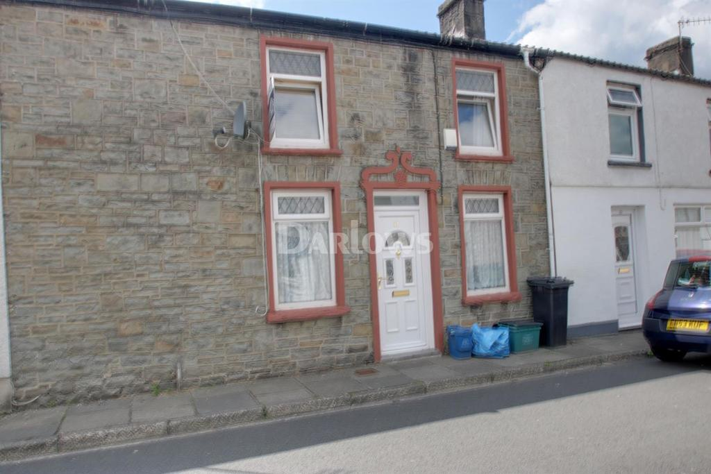 2 Bedrooms Terraced House for sale in Nightingale Street, Abercanaid, Merthyr Tydfil