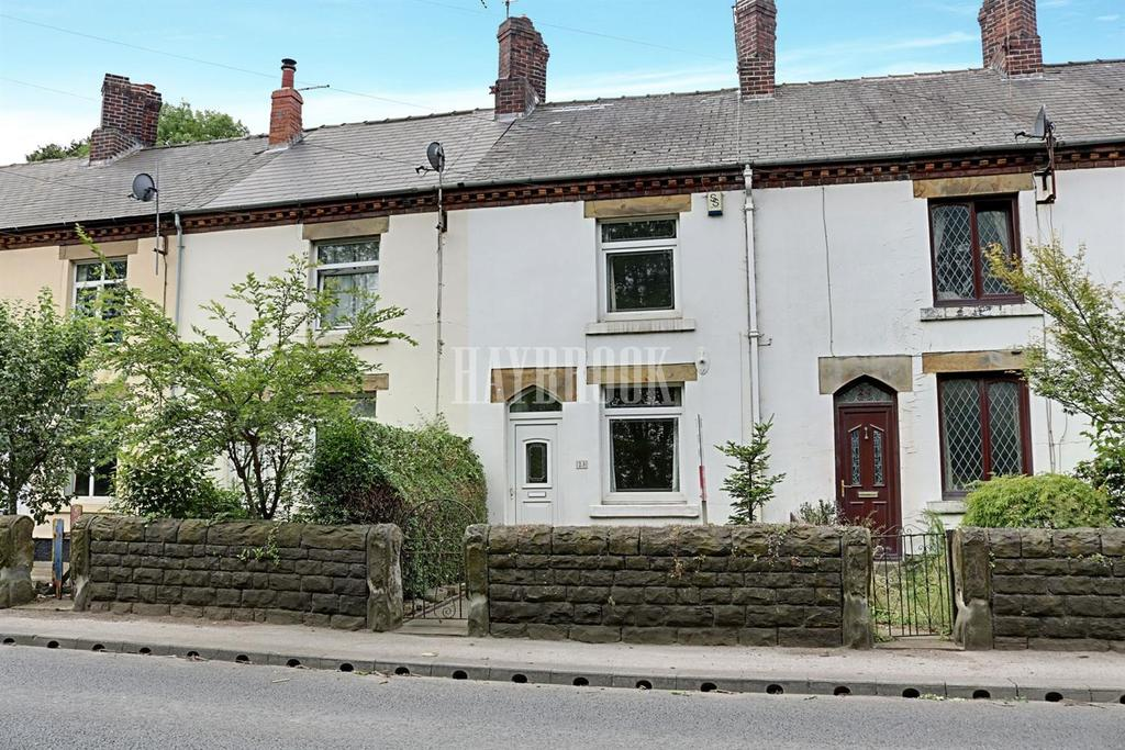 2 Bedrooms Terraced House for sale in Moor Valley, Mosborough
