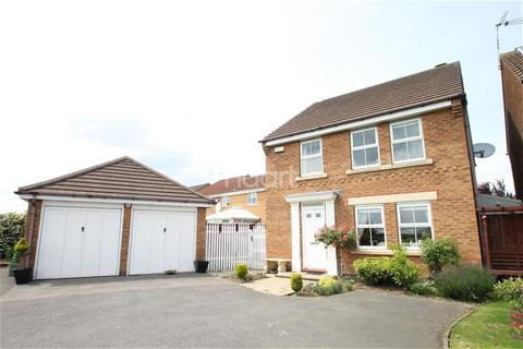 4 bedroom detached house to rent - Murby Way, Thorpe Astley