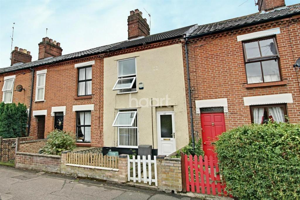 2 Bedrooms Terraced House for sale in Heath Road, Norwich