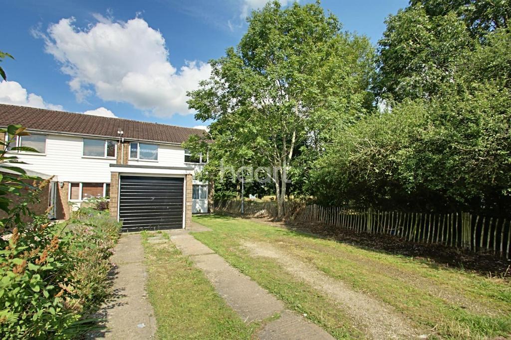 3 Bedrooms End Of Terrace House for sale in Eldene