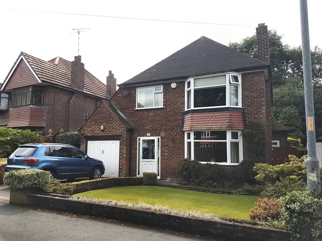 4 Bedrooms Detached House for sale in Homewood Road, Northenden