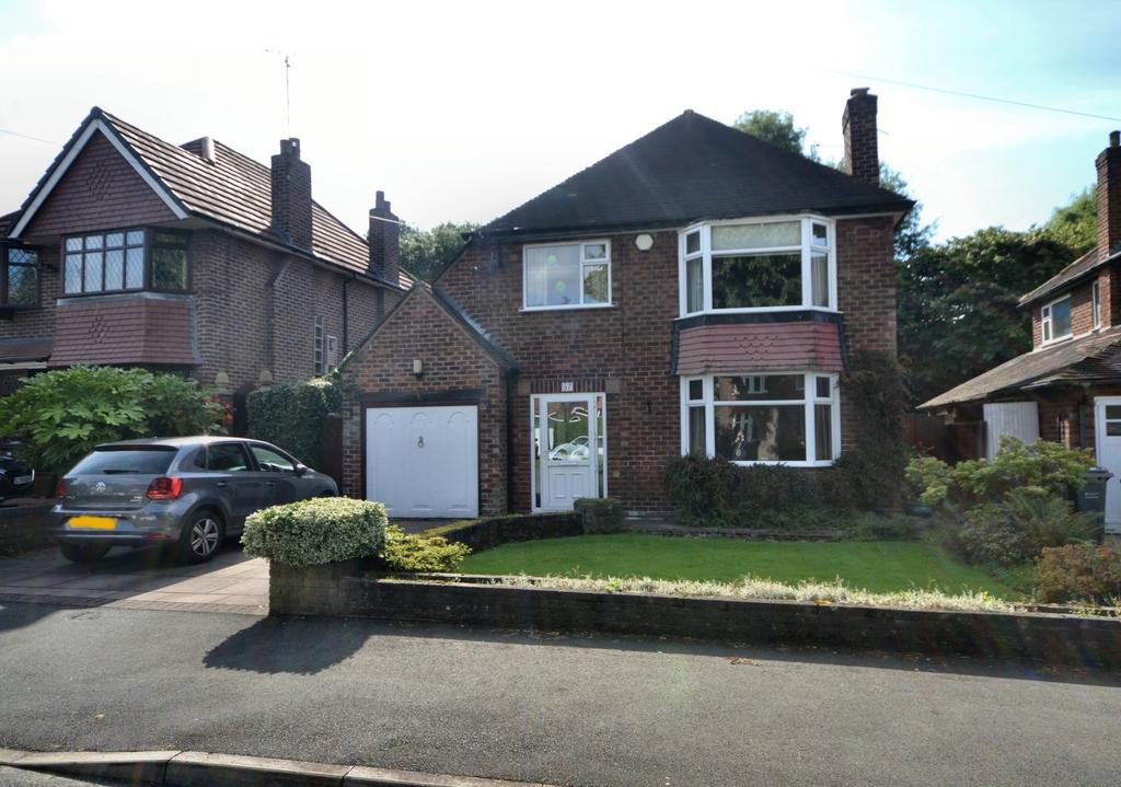 4 Bedrooms Detached House for sale in Homewood Road, Northenden