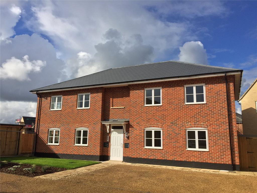 1 Bedroom Flat for sale in Plot 50, Broadbeach Gardens, Stalham, Norfolk, NR12
