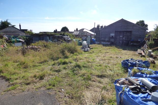 Plot Commercial for sale in Church Street, Louth, LN11