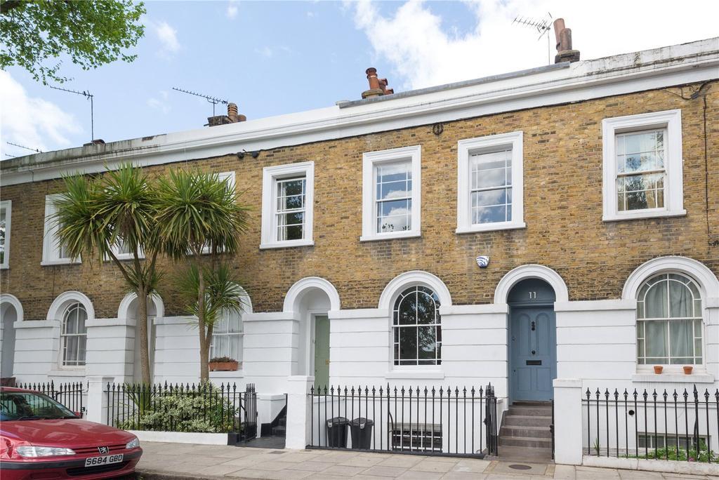 3 Bedrooms Terraced House for sale in Raleigh Street, London, N1