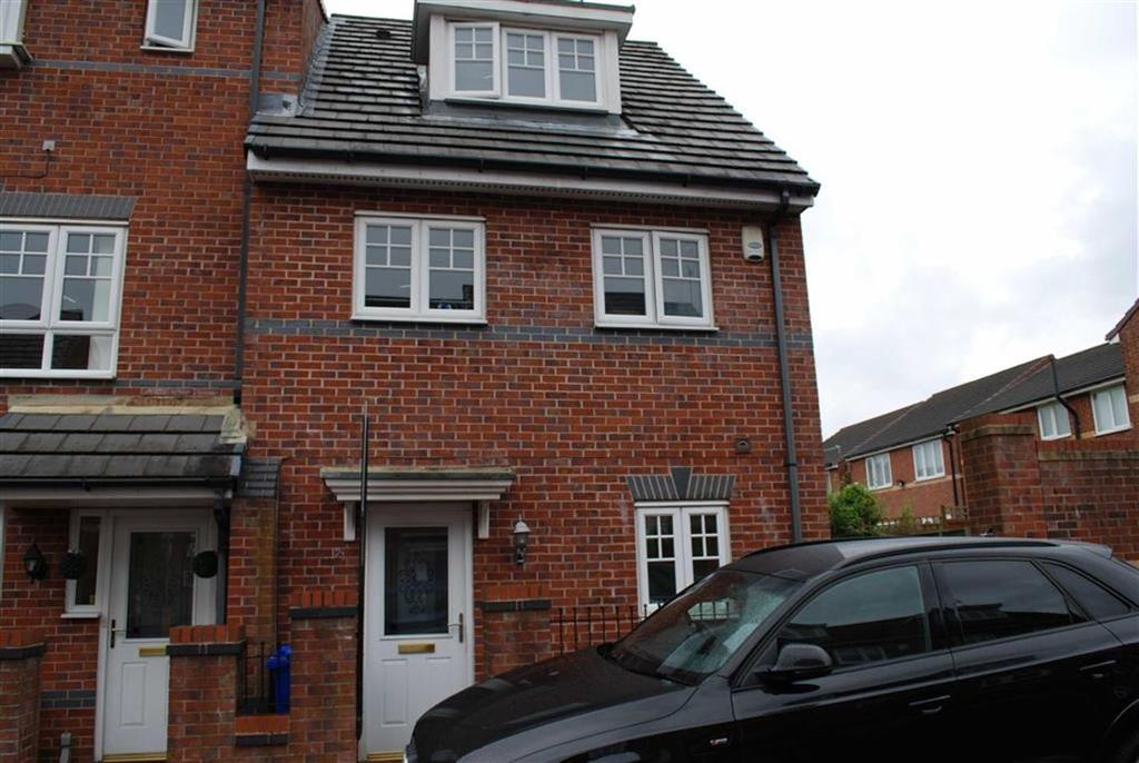 3 Bedrooms End Of Terrace House for sale in Kilmaine Avenue, Blackley, Manchester