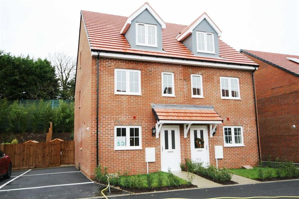 3 Bedrooms Town House for sale in The Village, Buntingford