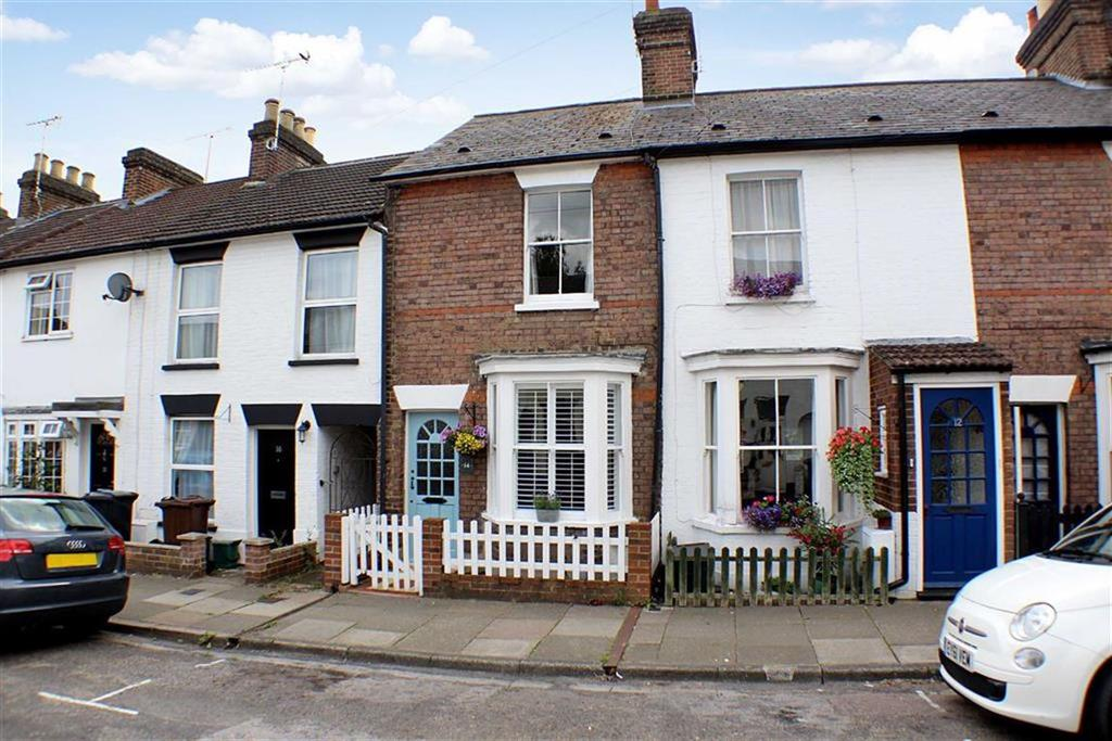 3 Bedrooms Terraced House for sale in Cavendish Road, St Albans, Hertfordshire