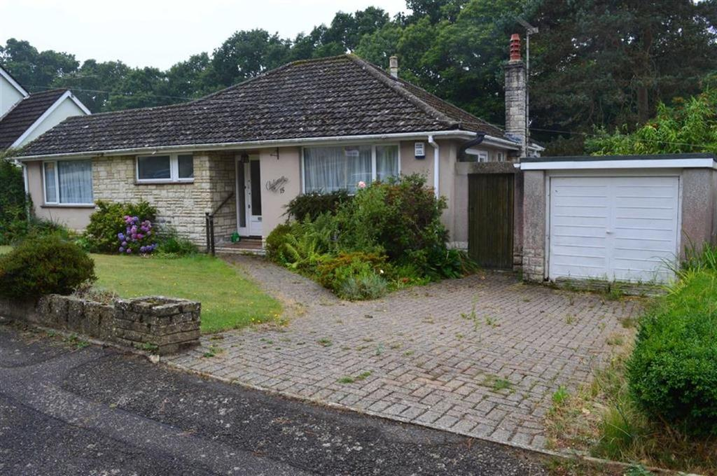 2 Bedrooms Detached Bungalow for sale in Greensleeves Avenue, Broadstone, Dorset