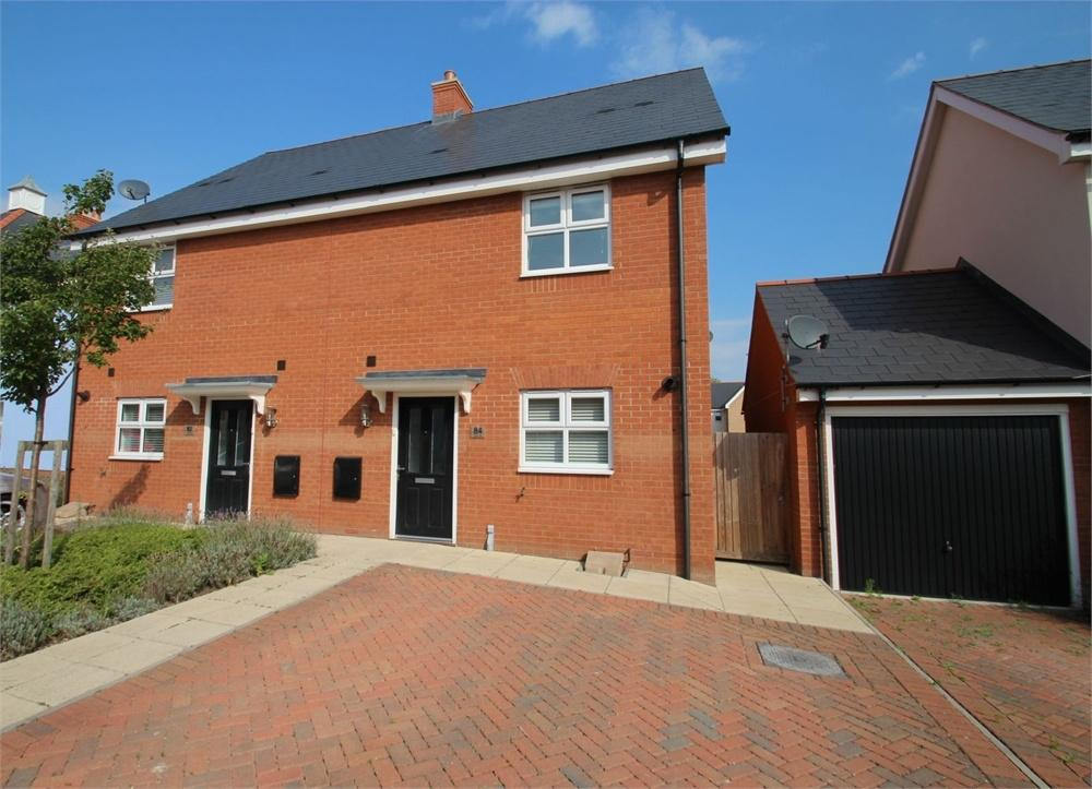 3 Bedrooms End Of Terrace House for sale in Peache Road, COLCHESTER, Essex