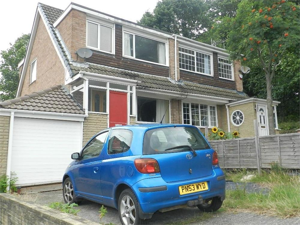 3 Bedrooms Semi Detached House for sale in Harcourt Rise, Chapeltown, SHEFFIELD, South Yorkshire