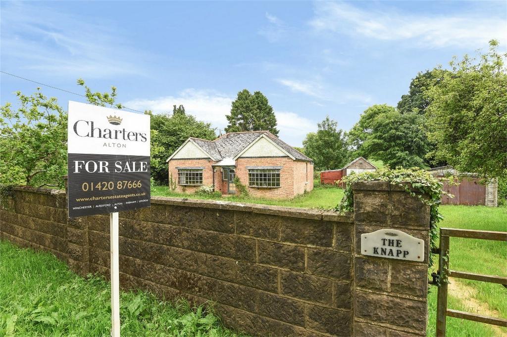 3 Bedrooms Detached Bungalow for sale in Medstead, Alton, Hampshire