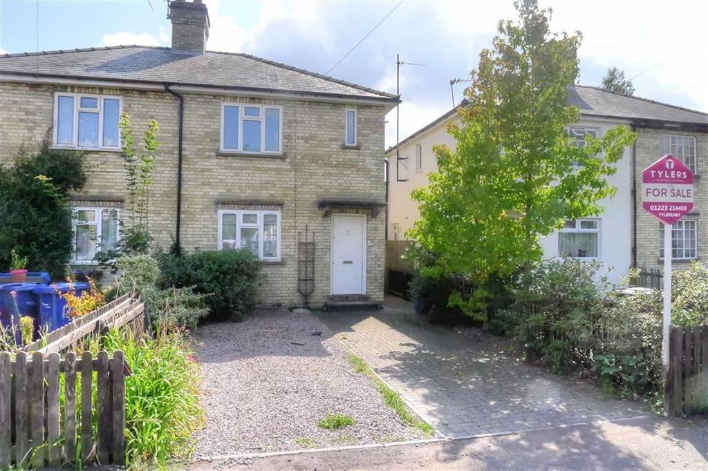 3 Bedrooms Semi Detached House for sale in Dalton Square, Cambridge