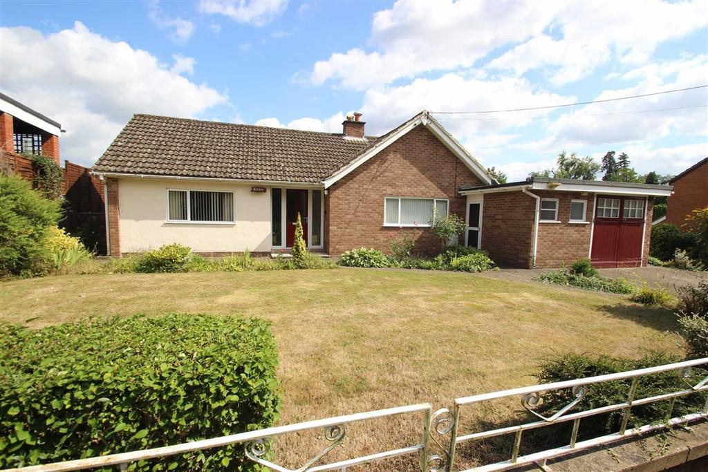 3 Bedrooms Detached Bungalow for sale in Coldwells Road, Holmer, Hereford