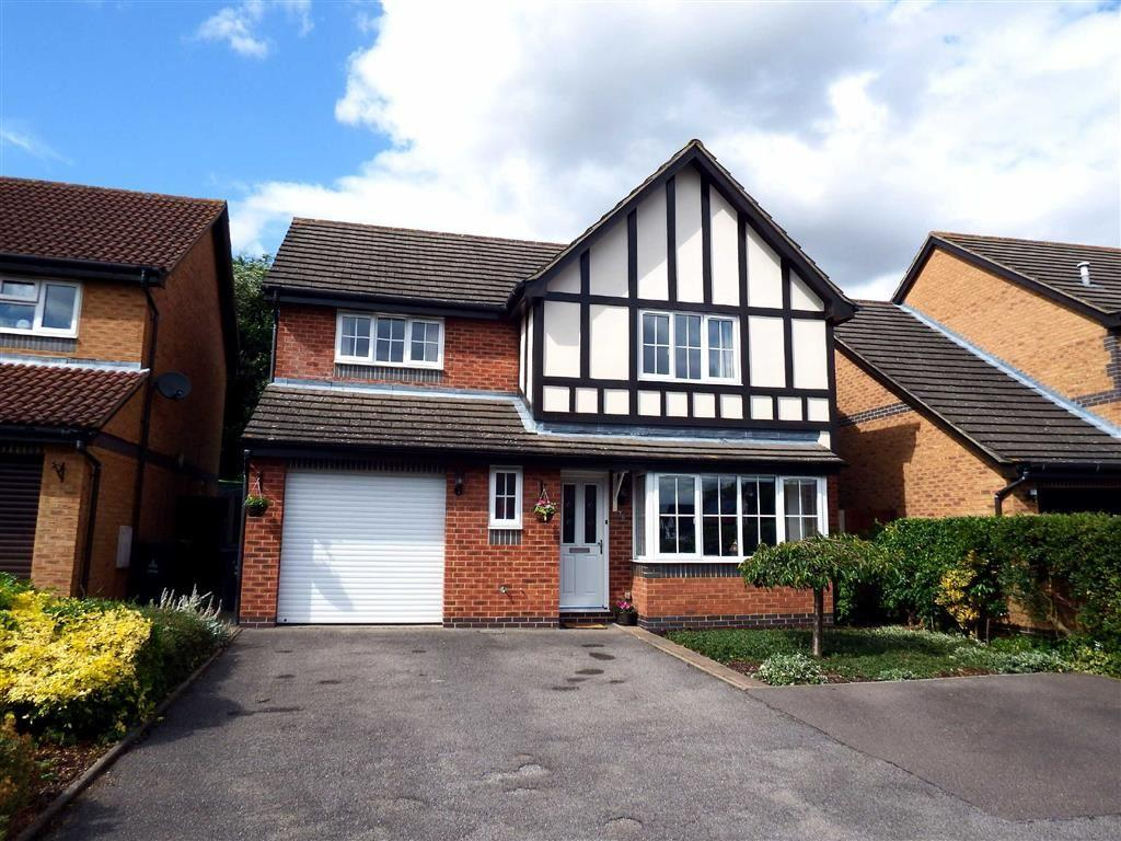 4 Bedrooms Detached House for sale in Chepstow Close, Stevenage, Hertfordshire, SG1