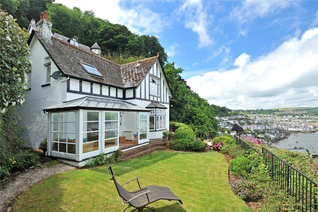 4 Bedrooms Detached House for sale in Swannaton Road, Dartmouth, TQ6