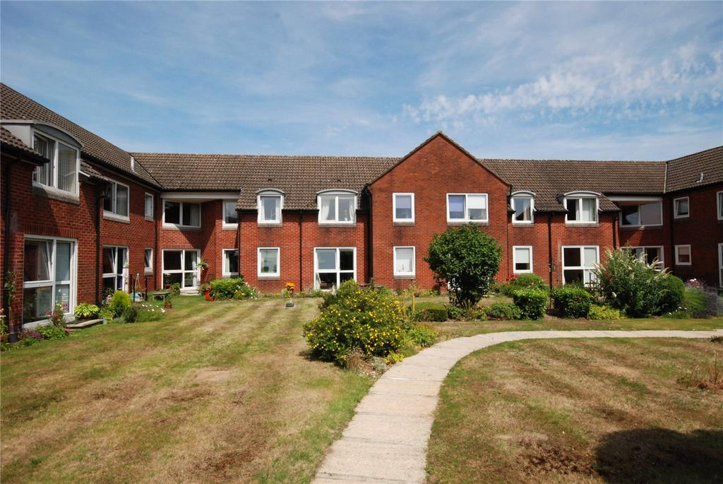 1 Bedroom Retirement Property for sale in Homebridge House, Salisbury Road, Fordingbridge, Hampshire, SP6