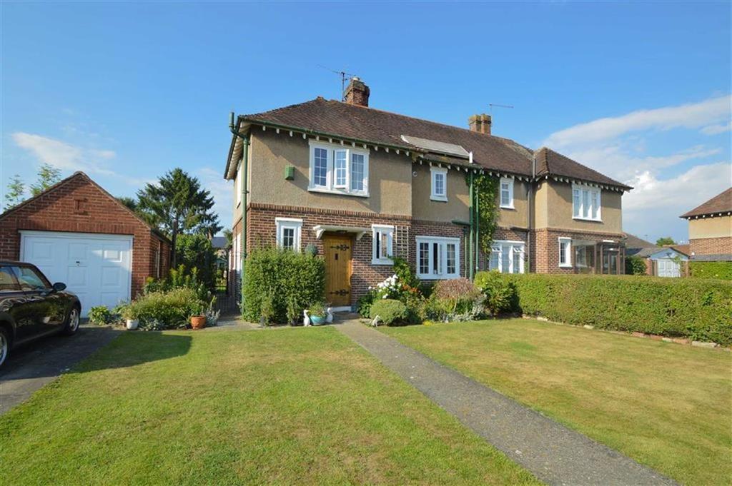 3 Bedrooms Semi Detached House for sale in Harlescott Crescent, Shrewsbury., Shrewsbury