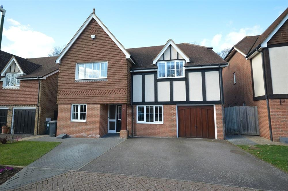 5 Bedrooms Detached House for sale in Merileys Close, New Barn