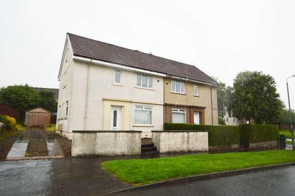 3 Bedrooms Semi-detached Villa House for sale in 4 Auldlea Road, Beith, KA15 2BZ