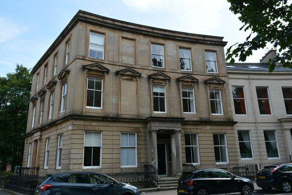 2 Bedrooms Flat for sale in 1 Melrose Street, Woodlands, Glasgow, G4 9BJ