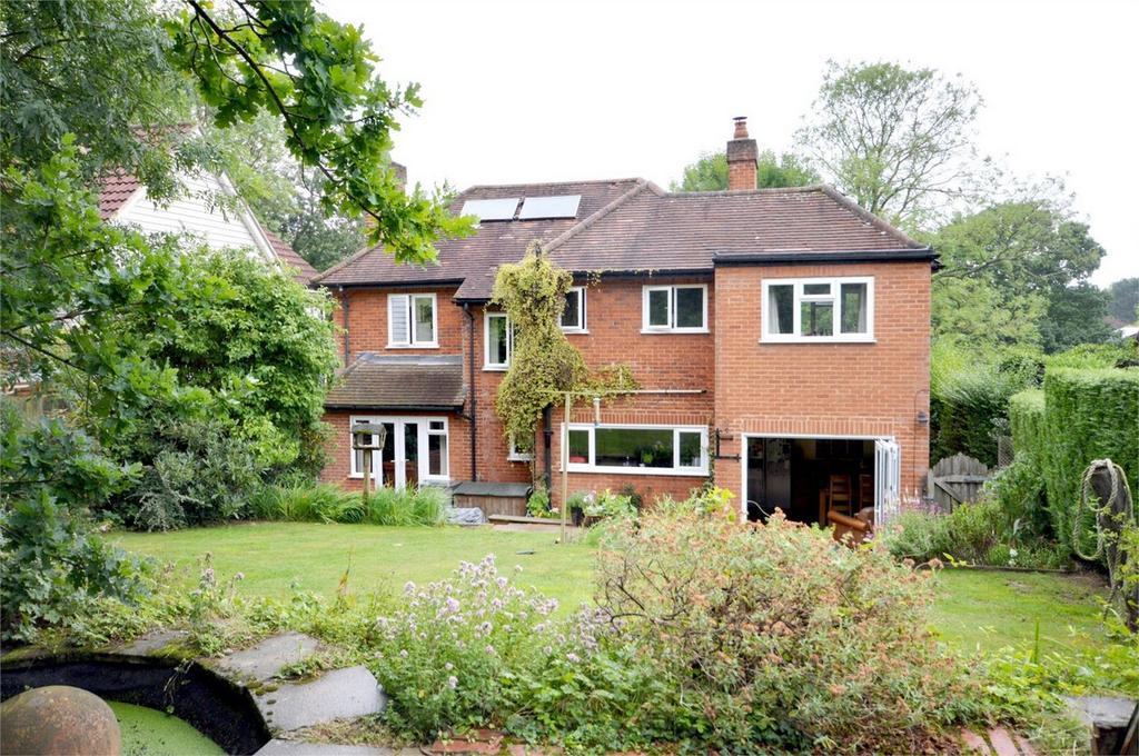 4 Bedrooms Detached House for sale in 206 Stansted Road, Bishop's Stortford