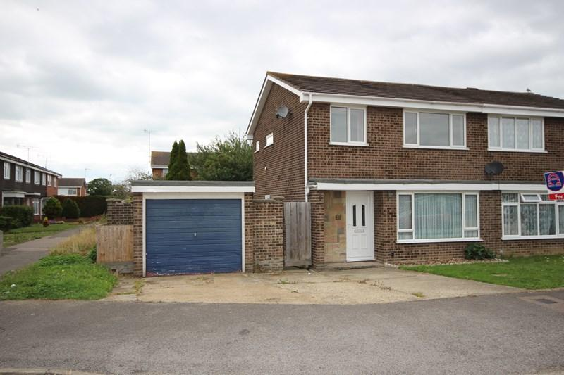 3 Bedrooms Semi Detached House for sale in Peter Bruff Avenue, Clacton-On-Sea