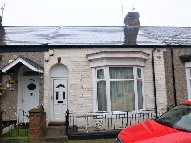 2 Bedrooms Terraced Bungalow for sale in ST LEONARD STREET, HENDON, SUNDERLAND SOUTH