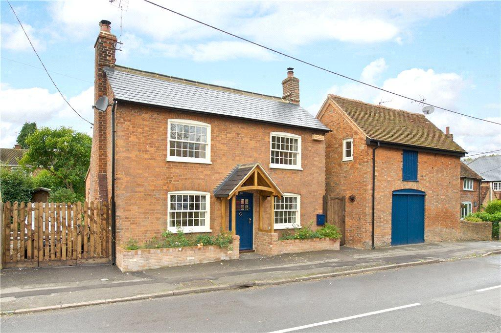 3 Bedrooms Unique Property for sale in High Street South, Stewkley, Leighton Buzzard, Buckinghamshire