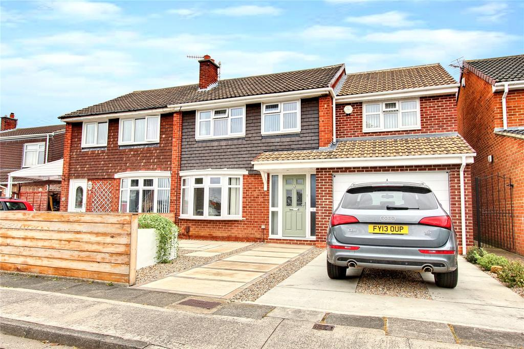 4 Bedrooms Semi Detached House for sale in Kensington Avenue, Normanby