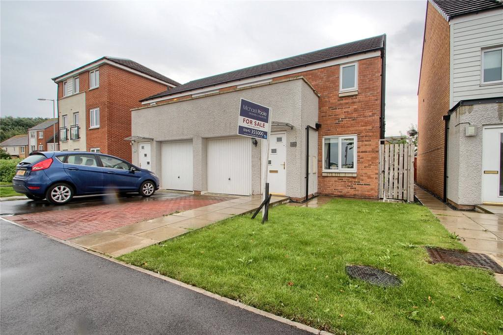 3 Bedrooms Semi Detached House for sale in Greatham Avenue, Stockton On Tees