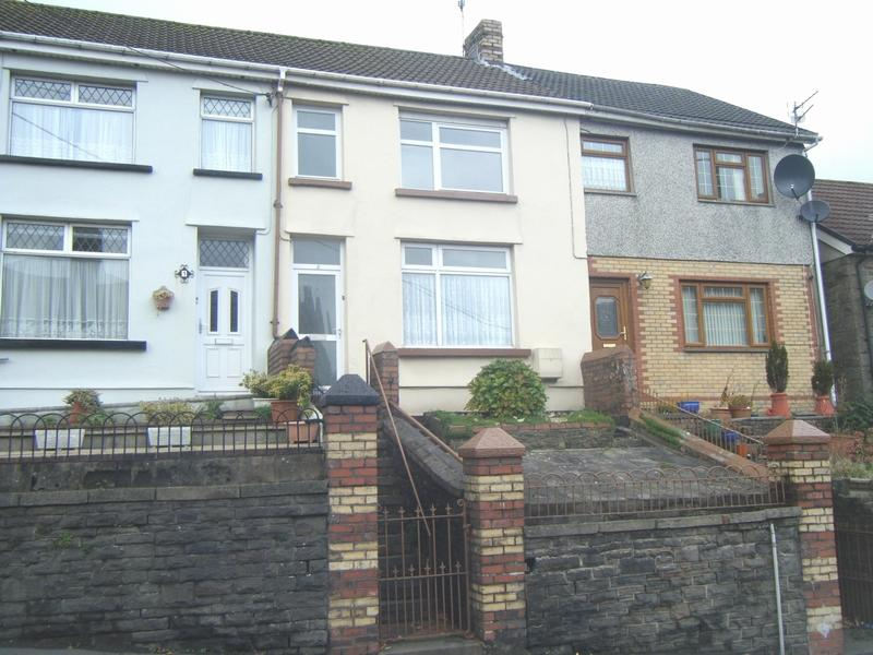 3 Bedrooms Terraced House for sale in Church Terrace, Penrhiwfer, Rhondda Cynon Taff. CF40 1RW