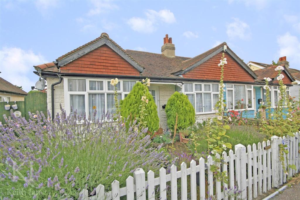 3 Bedrooms Semi Detached Bungalow for sale in Bungalow! Cross Street, Ware